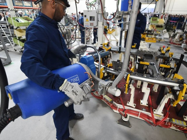 Avec l'usine PSA de Kénitra, le Maroc veut se positionner comme leader de l'industrie automobile en Afrique