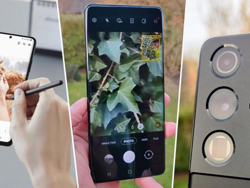 Les tests de Mathieu: le Galaxy S21 Ultra de Samsung est-il le nouveau roi d'Android ?