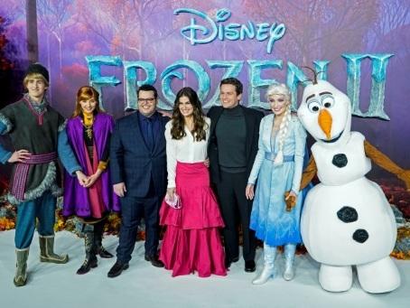 """""""La Reine des Neiges 2"""" figée au sommet du box-office nord-américain"""