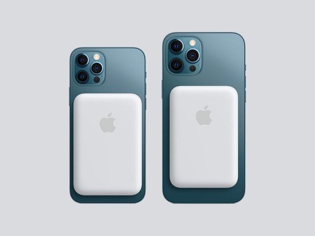 Une nouvelle batterie MagSafe pour l'iPhone 12