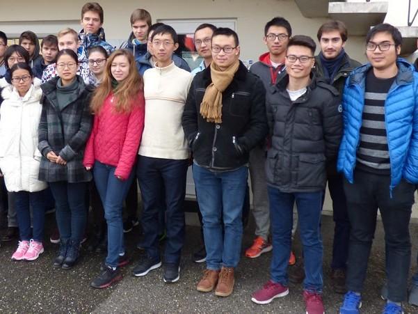Villeneuve-sur-Lot. 26 futurs polytechniciens immergés dans la langue et la culture françaises