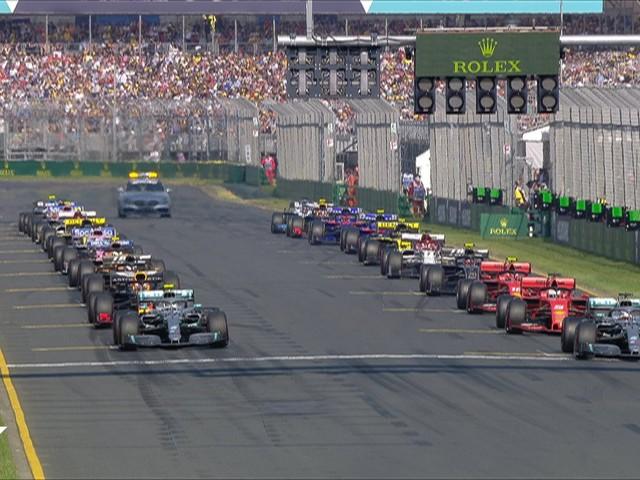 F1 Grand Prix d'Australie 2019 : Bottas s'impose pour Mercedes, Ferrari déçoit.