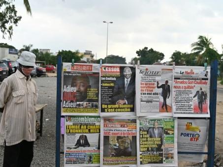 La mort de son Premier ministre plonge la Côte d'Ivoire dans l'incertitude