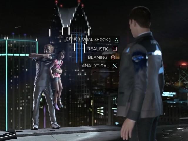Detroit : Become Human - Critique PS4