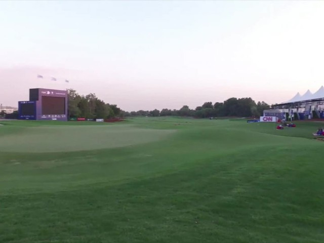 Golf - EPGA - DP World Tour Championship: La ligne d'arrivée à la loupe