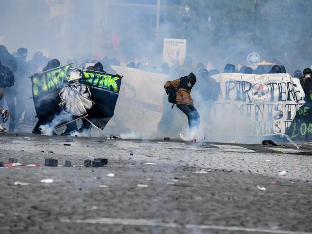 """""""Gilets jaunes"""" : un rassemblement de Black Blocs pendant les Journées du patrimoine ?"""