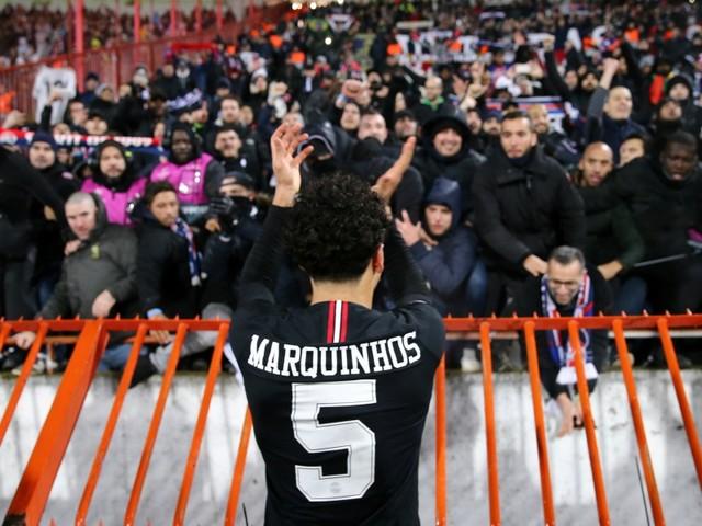Marquinhos signe pour deux ans de plus au PSG