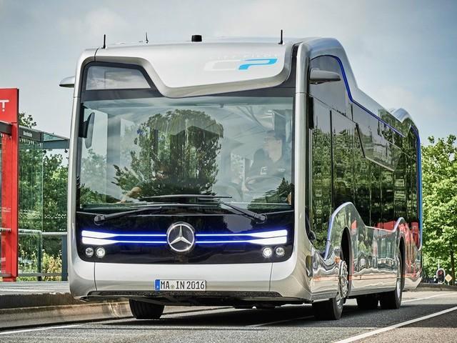 L'avenir de l'autobus appartient à l'autonome
