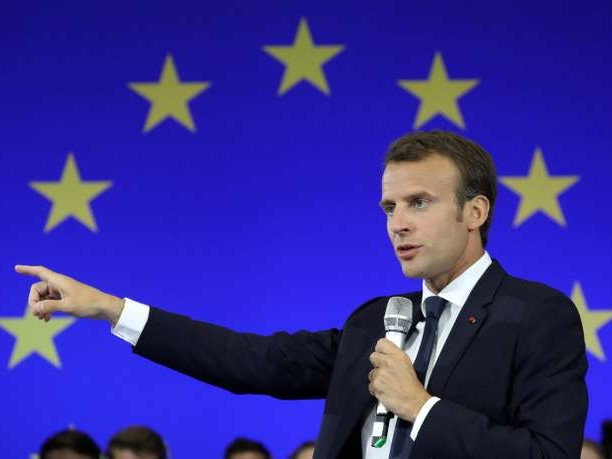 Emmanuel Macron et l'Europe – Par Eric Juillot (2/4)