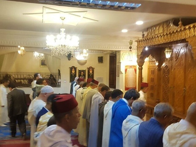 A Marrakech, musulmans et juifs partagent un ftour à la synagogue Beth-El