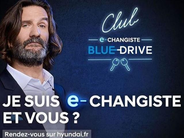 Actualité : Hyundai Club BlueDrive, le nouveau club e-changiste de l'automobile