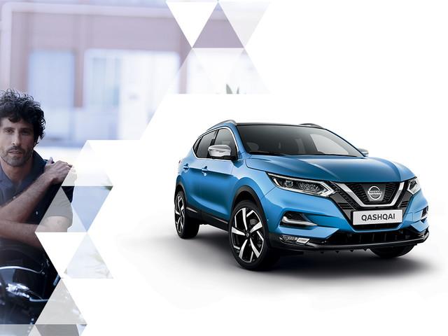 Votre Nouveau Nissan Qashqai à partir de 269€/mois avec 3 mois de loyer offerts !