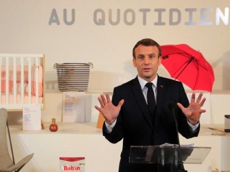 """Une grande foire du """"made in France"""" envahit l'Elysée"""