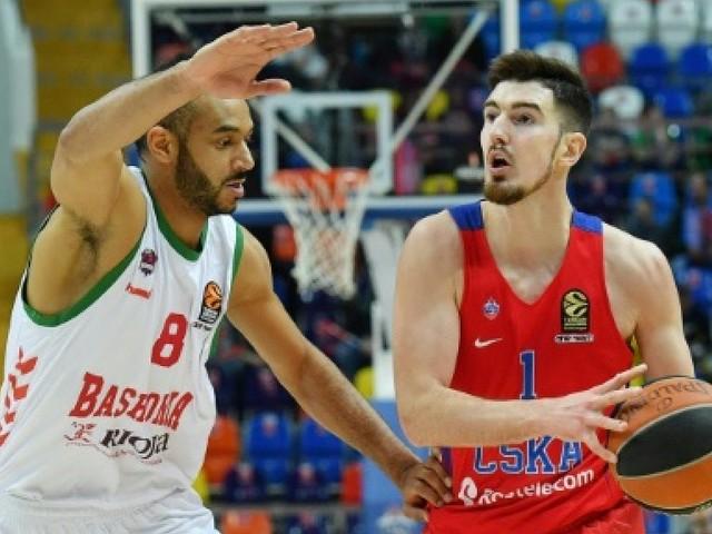 """Basket Euroligue messieurs: De Colo """"le plus important c'est le titre collectif"""""""