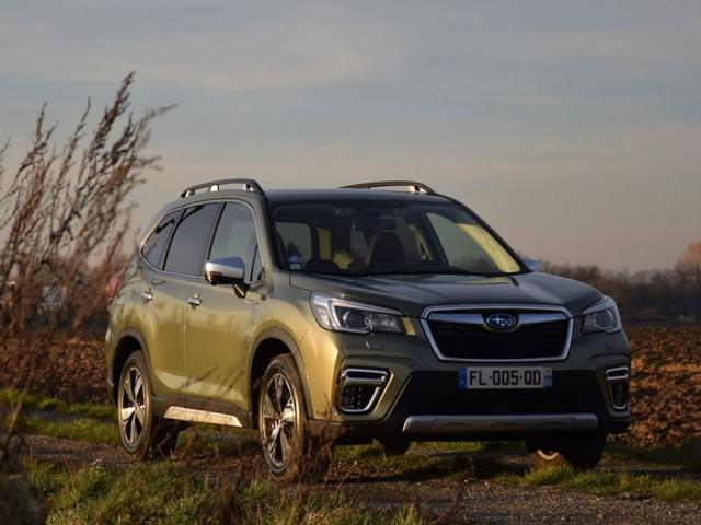 Subaru Forester e-Boxer : l'hybride périmé, mais pas soldé