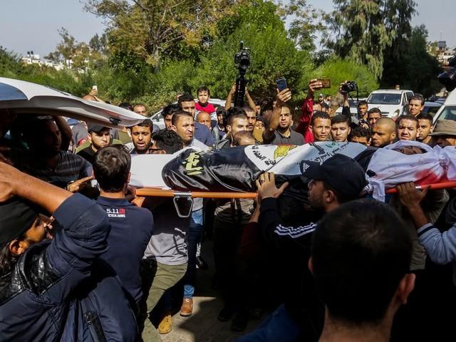Gaza: huit membres d'une même famille tués dans une frappe israélienne