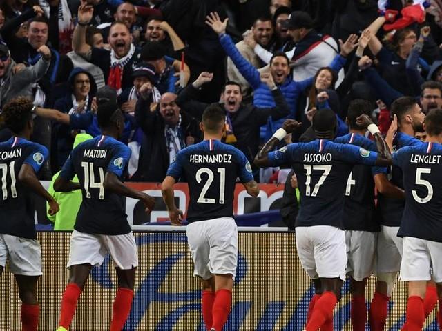 Foot : l'équipe de France se qualifie pour l'Euro 2020 après le match nul entre la Turquie et l'Islande (0-0)