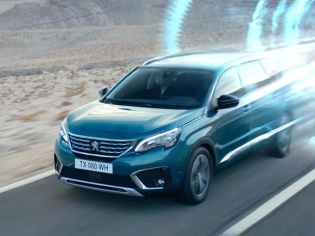 Musique de pub Peugeot 5008 - 2017