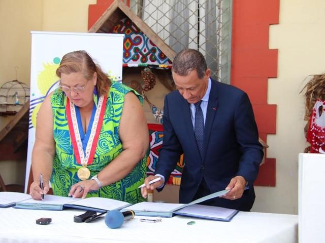 Guyane: Saint-Laurent du Maroni passe à la Fibre optique