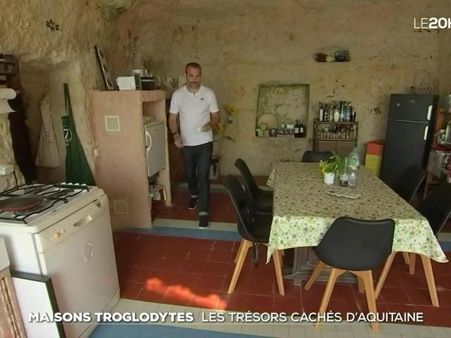 À la découverte des maisons troglodytes, les trésors cachés d'Aquitaine