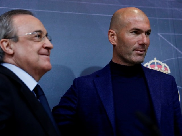 Zidane, les deux appels qui ont tout changé