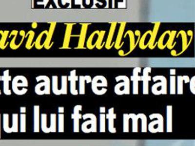 David Hallyday, 54000 euros par heure, rattrapé par une sombre affaire