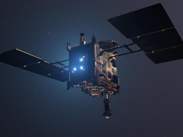 La sonde Hayabusa-2 est de retour vers la Terre et va nous en apprendre plus sur le Système solaire