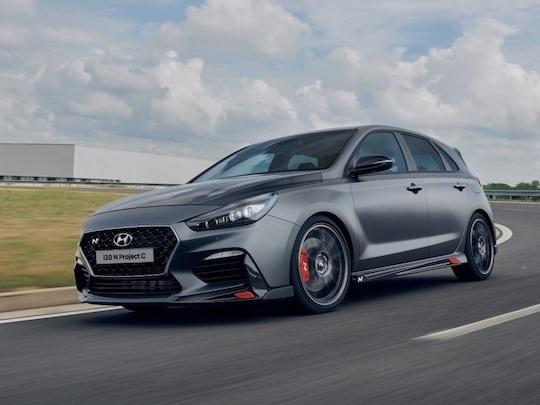 Hyundai i30 N Project C à Francfort 2019, façon Renault Sport