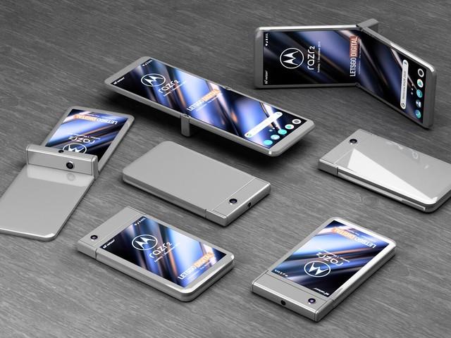 Le successeur du Motorola RAZR (2019) pourrait se vanter des Moto Mods