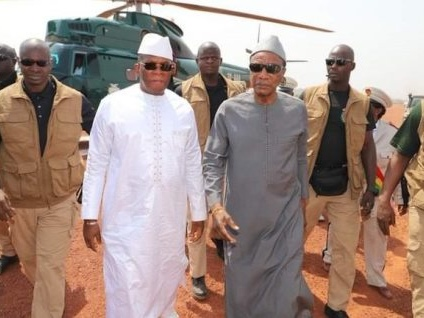 Guinée: Ibrahima Kassory Fofana reconduit au poste de Pm