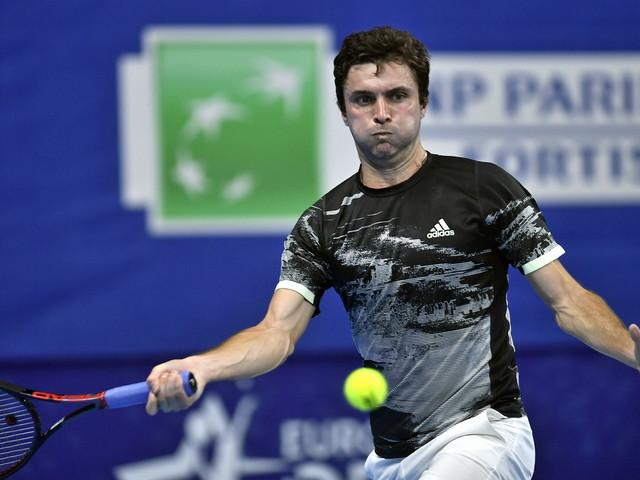 Tennis: Gilles Simon et Ugo Humbert sauvent l'honneur français à Anvers