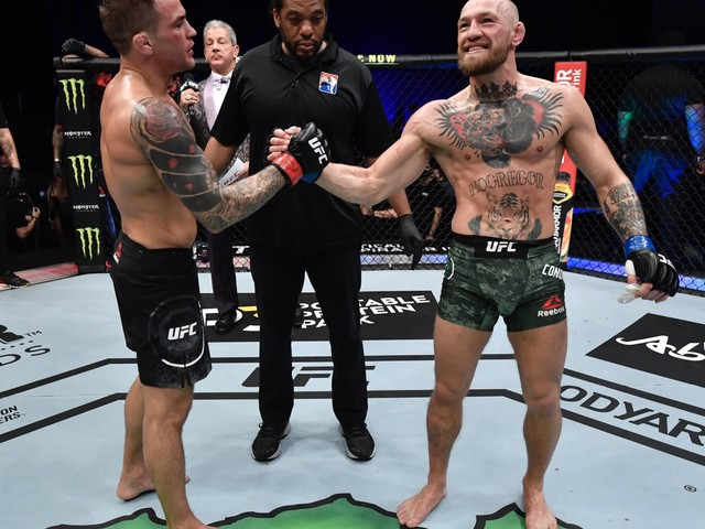 Conor McGregor mis KO par Dustin Poirier… Khabib s'exprime ! [Vidéo]