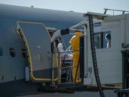 Coronavirus: aide militaire sans précédent pour soulager les hôpitaux alsaciens