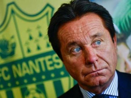 Nantes : Kita envoie un courrier pour se plaindre de l'arbitrage du derby