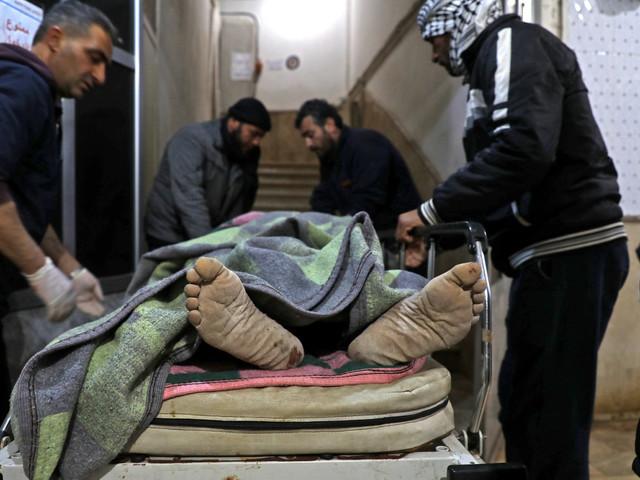 Syrie: 15 civils tués dans des frappes russes dans le nord-ouest, selon l'OSDH