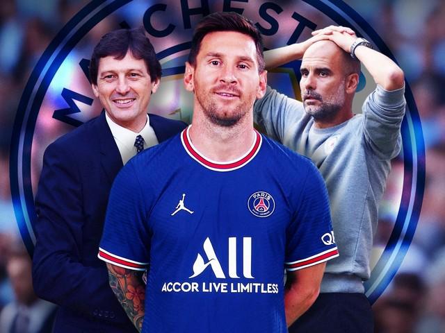 """""""Ils ont été refroidis"""" : pourquoi City a fait l'impasse sur Messi"""