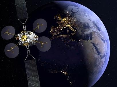 Pourquoi le satellite Konnect fabriqué par Thales est très important pour Eutelsat
