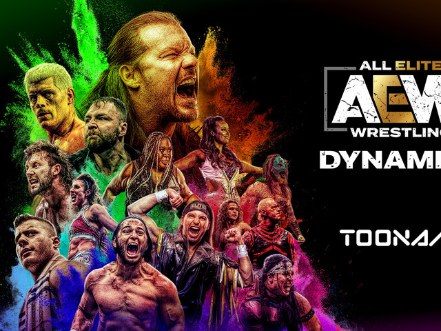 """Toonami lance """"All Elite Wrestling"""" en exclusivité à partir du 5 novembre"""