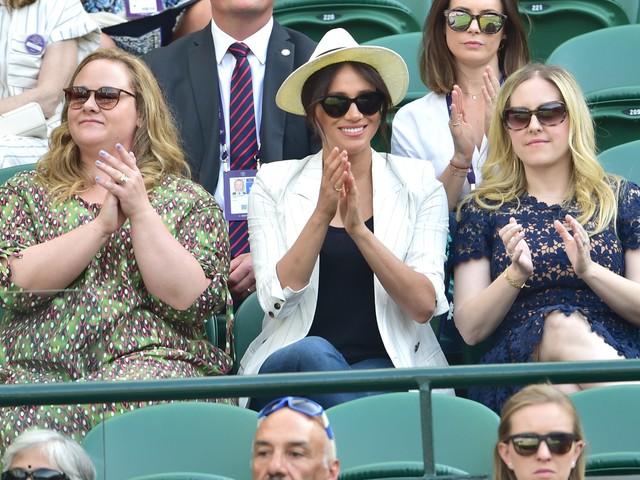 Meghan Markle à Wimbledon : sa bourde vestimentaire ne passe pas inaperçue