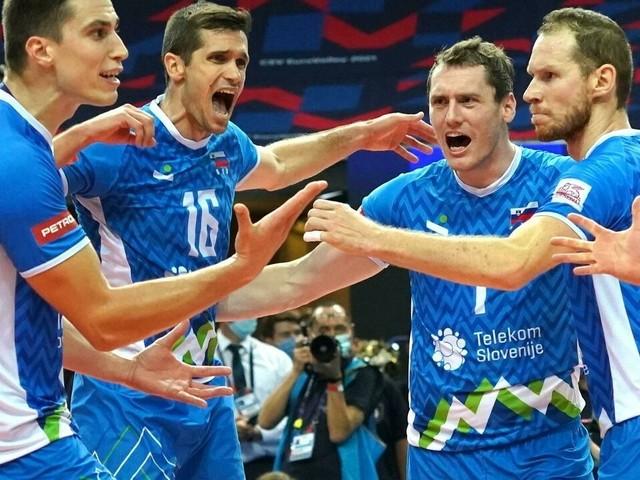 Euro-2021 de volley: une finale inattendue entre la Slovénie et l'Italie