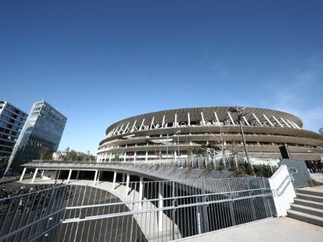 JO-2020: Tokyo dévoile son stade olympique conçu pour affronter la chaleur
