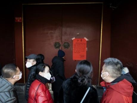 Dans Pékin fantôme, un Nouvel an gâché par le virus