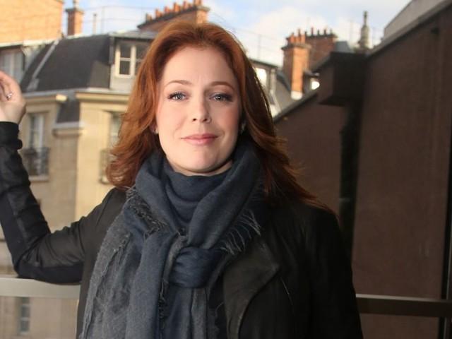 """Isabelle Boulay : """"J'adore les livres de Sylvain Tesson"""""""