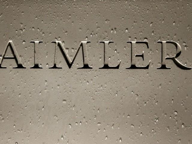 Daimler baisse son dividende après la chute de son bénéfice annuel