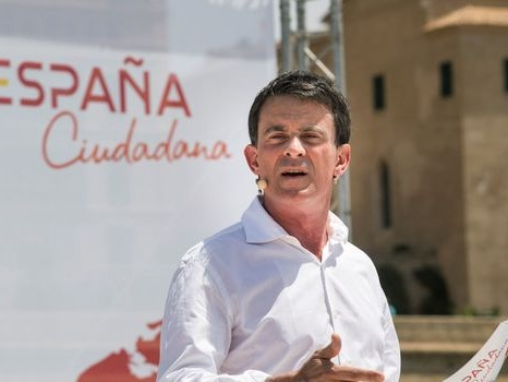 Manuel Valls annonce sa candidature à la mairie de Barcelone