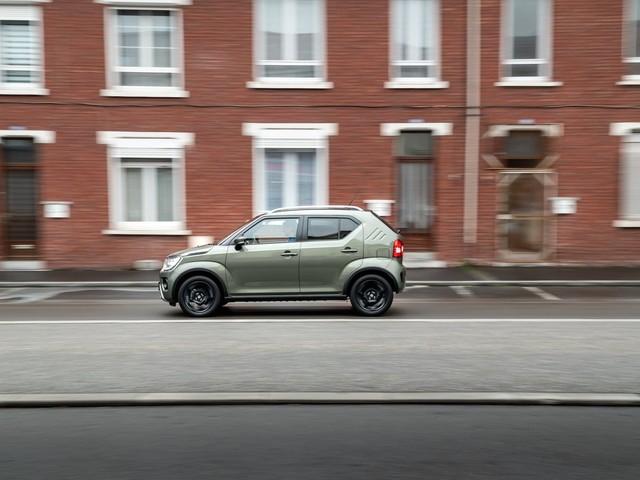 Essai Suzuki Ignis 1.2 Hybrid: le choix du style