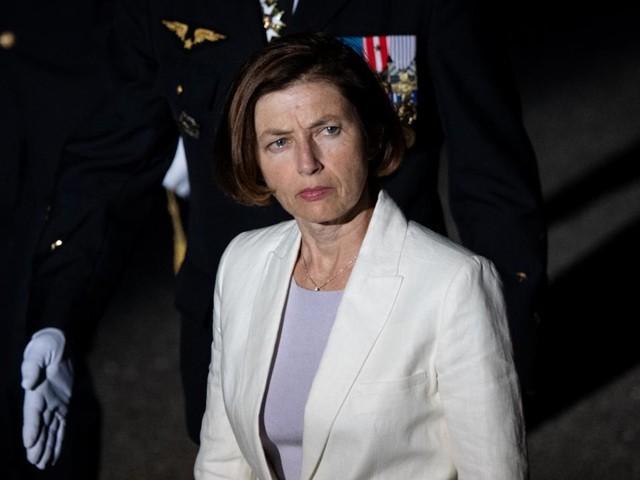 """EN DIRECT - Crise des sous-marins : la """"fiabilité"""" des Etats-Unis n'est """"plus aussi grande que par le passé"""", estime Florence Parly"""