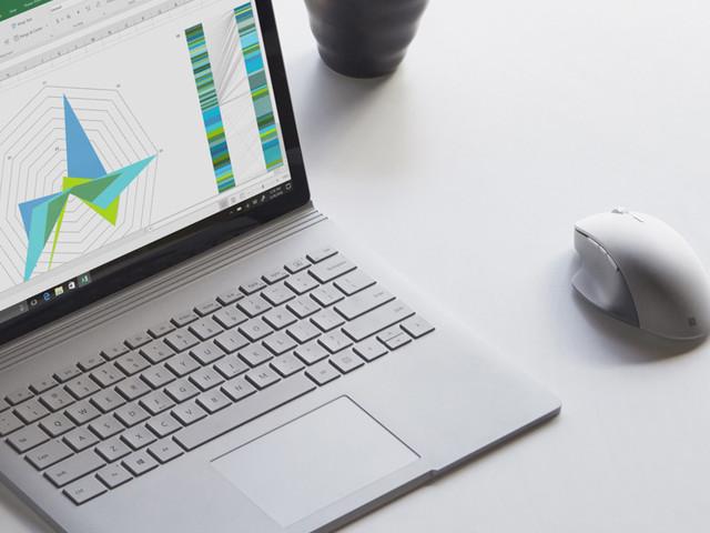 Microsoft lance sa souris premium Surface Precision Mouse