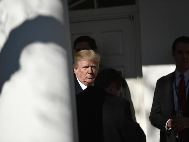 """Le déclenchement du """"shutdown""""? La faute de Trump!"""
