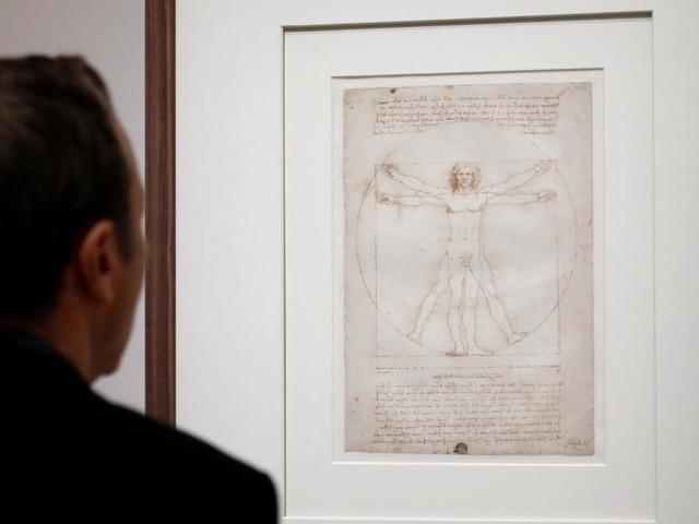 «On ne peindra plus jamais de la même façon après Leonard de Vinci»